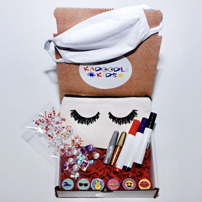 Kadoodle Kids - Glitz & Glam Mask Kits
